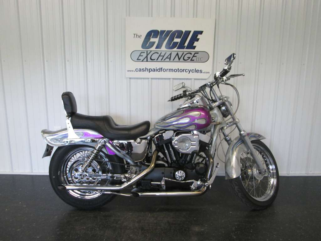 1994 Harley-Davidson XLH1200 Sportster, motorcycle listing