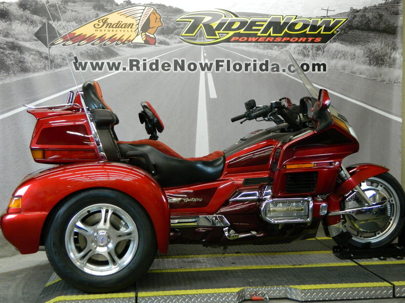 1995 Gl1500 Champion Trike, motorcycle listing