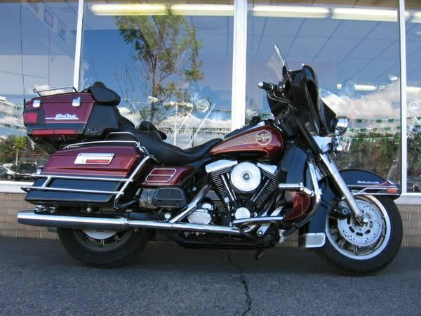 1995 Harley-Davidson FLHTCU, Electra Glide Classic, motorcycle listing
