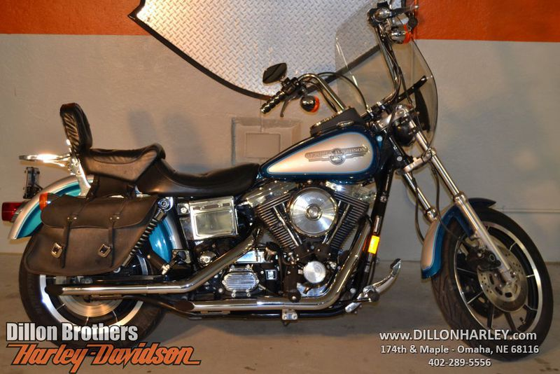 1995 Harley-Davidson FXDL - Dyna Low Rider, motorcycle listing
