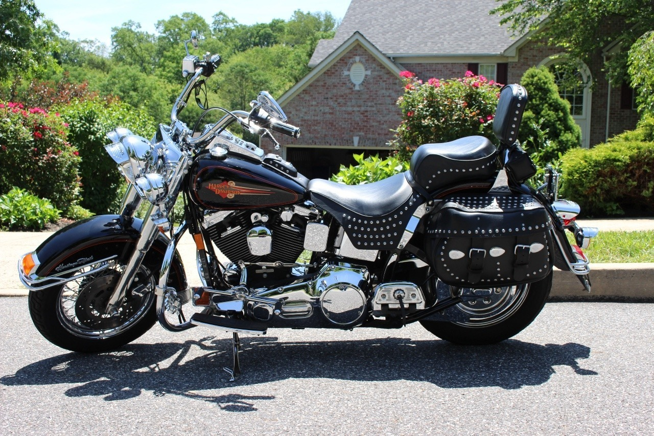 1995 Harley-Davidson Heritage Softail CLASSIC, motorcycle listing