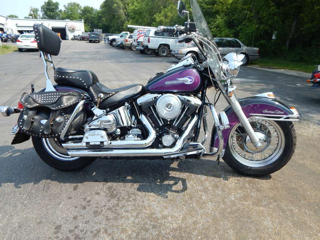 1995 Harley-Davidson Heritage Softail, motorcycle listing