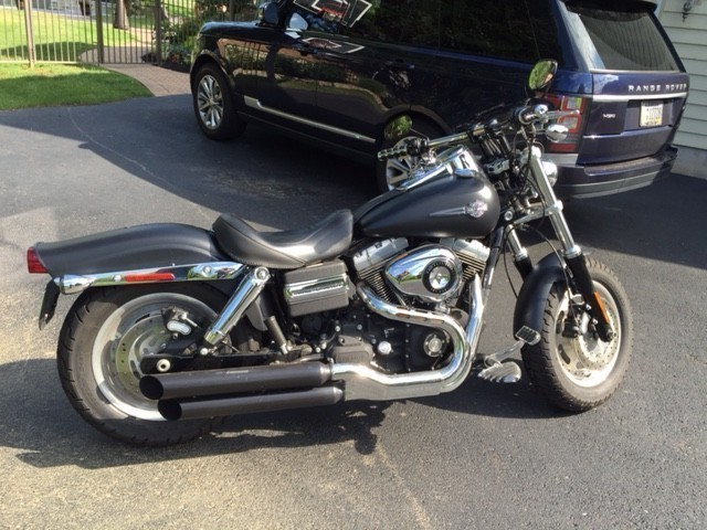 2009 Harley-Davidson Dyna , motorcycle listing