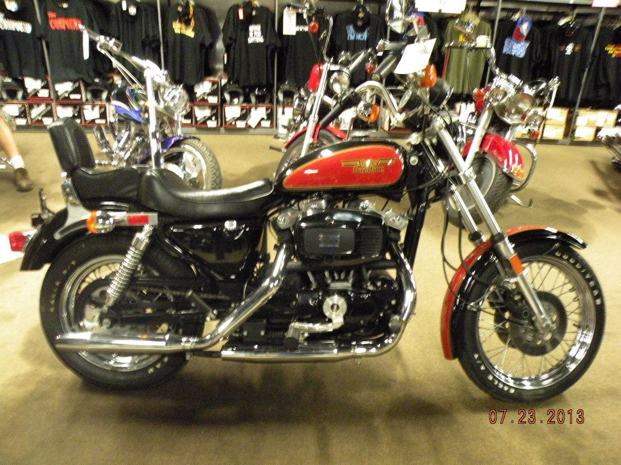 1982 Harley-Davidson sportster roadster ironhead MINT, motorcycle listing
