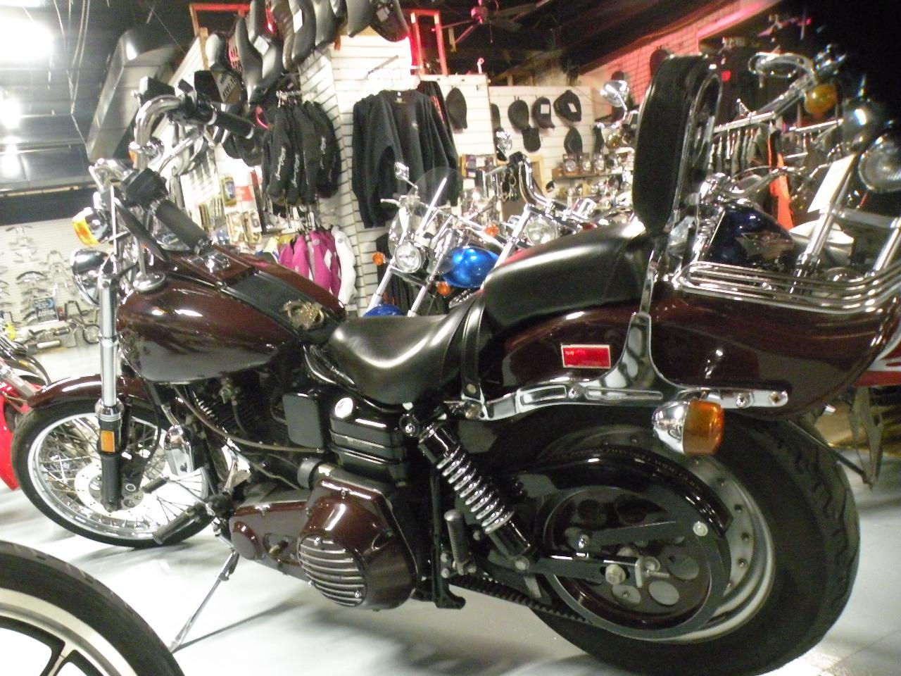 1983 Harley-Davidson Willie G Special FXDG Wide Glide, motorcycle listing
