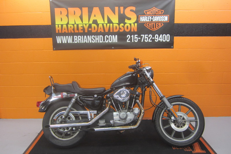 1983 Harley-Davidson XLS Roadster, motorcycle listing