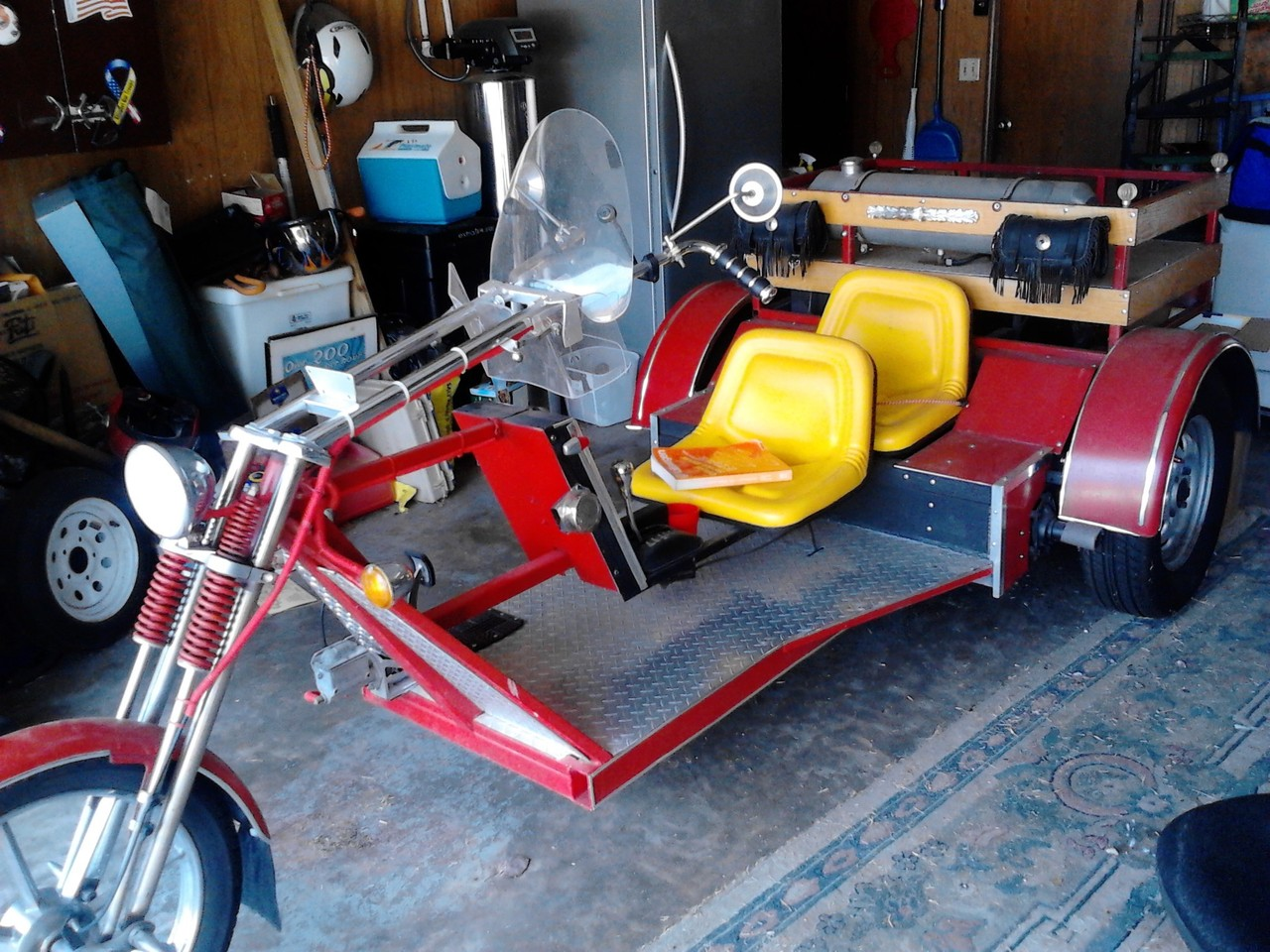 1983 Vw Trike TRIKE Motorcycle From Enid, OK,Today Sale ...