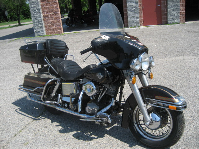 1984 Harley-Davidson Electra Glide Special Edition FLHX