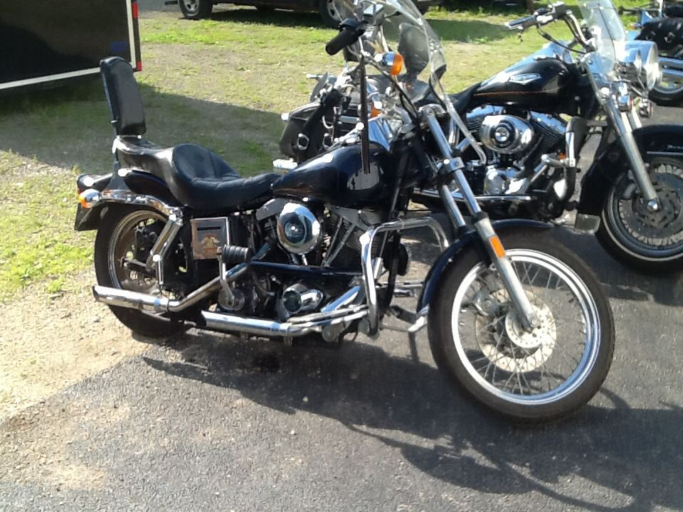 1984 Harley-Davidson FXE-80, motorcycle listing