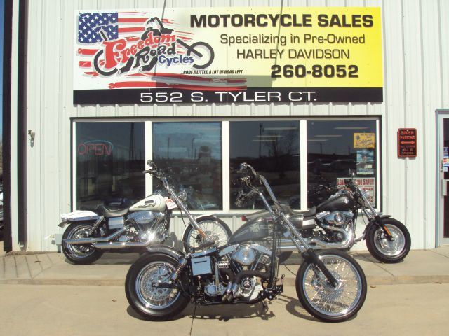 1984 Harley-Davidson FXSB LOWRIDER, motorcycle listing
