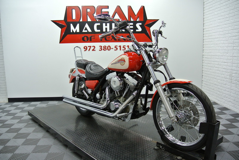 1985 Harley-Davidson FXRS - Low Glide, motorcycle listing