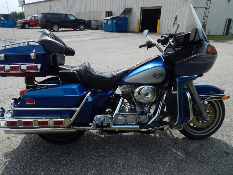1987 Harley-Davidson FLTC Tour Glide Classic, motorcycle listing