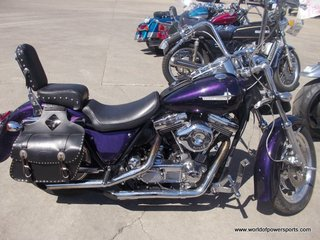 1987 Harley-Davidson FXRS, motorcycle listing