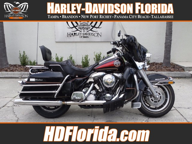 1989 Harley-Davidson FLHTCU ELECTRA GLIDE ULTRA CLASSIC, motorcycle listing