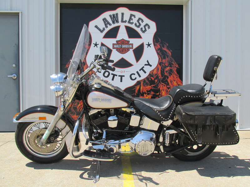 1989 Harley-Davidson FLSTC-HERITAGE SOFTAIL CLASSIC, motorcycle listing