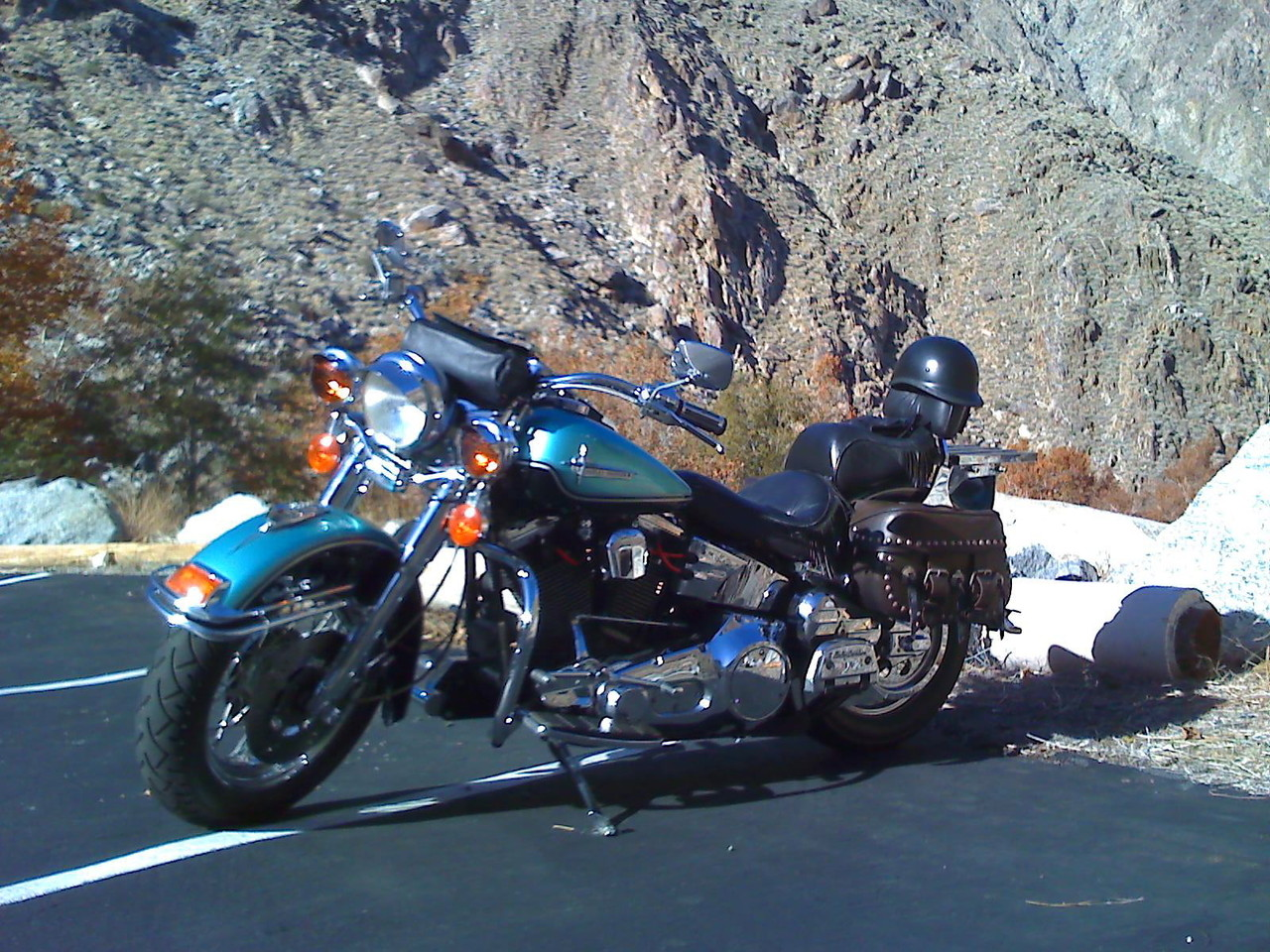 1989 Harley-Davidson Heritage Softail SPECIAL, motorcycle listing