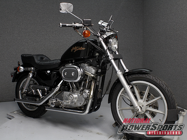 1989 Harley Davidson XL883 SPORTSTER 883, motorcycle listing
