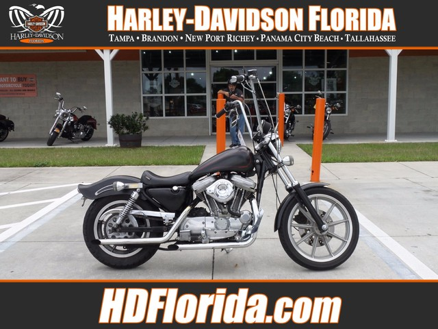 1989 Harley-Davidson XL883 SPORTSTER 883, motorcycle listing