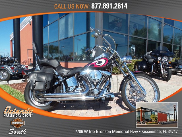 1990 Harley-Davidson FLSTC HERITAGE SOFTAIL CLASSIC, motorcycle listing
