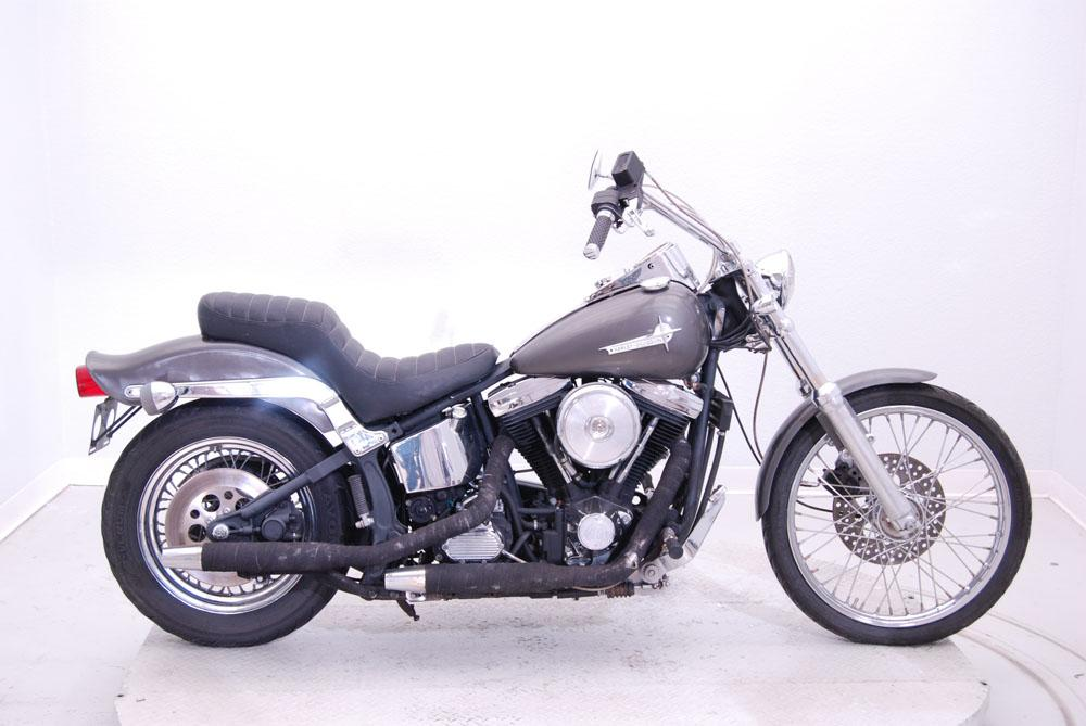 1990 Harley-Davidson FXSTC, motorcycle listing