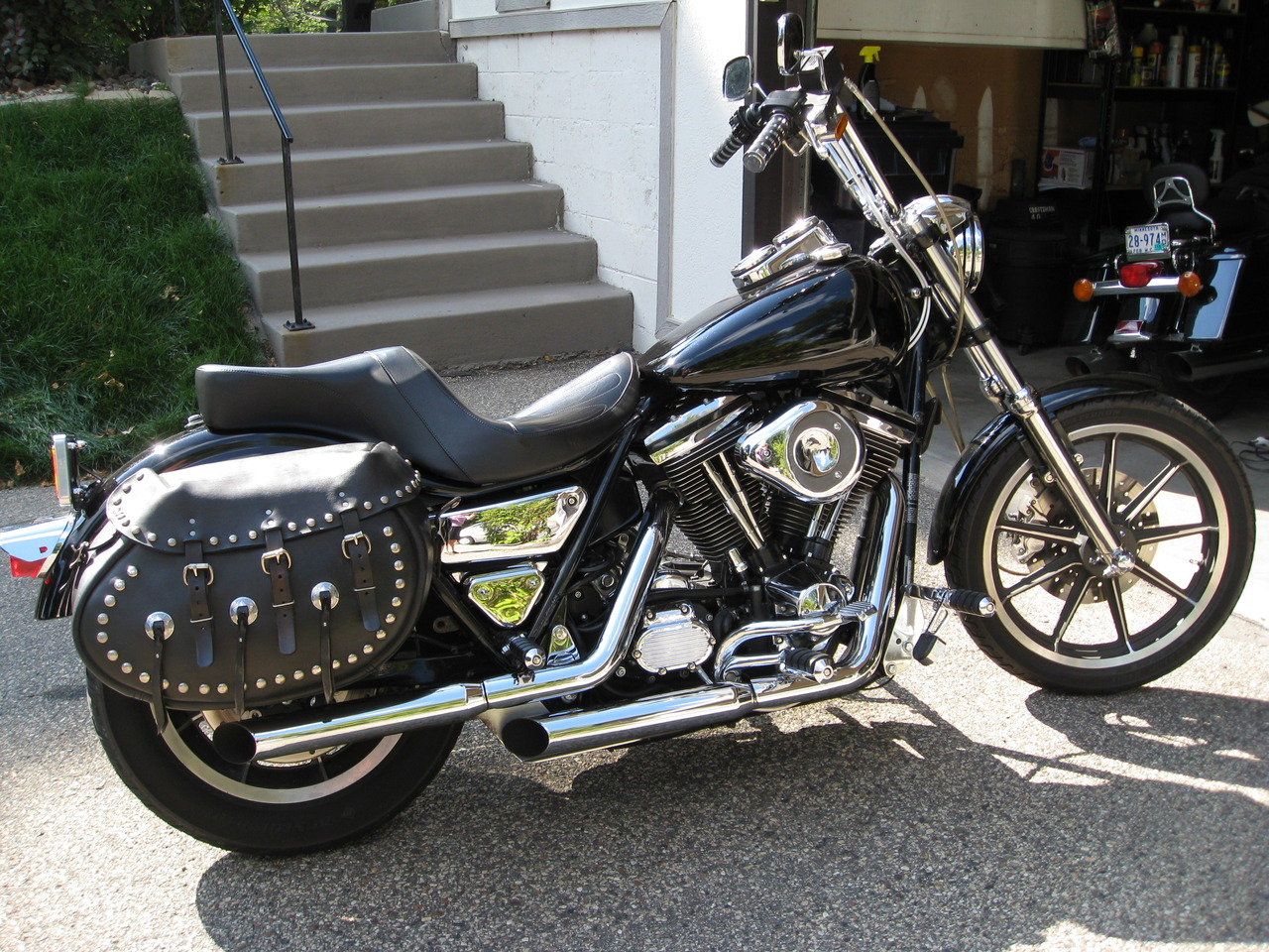 1990 Harley-Davidson Low Rider , motorcycle listing