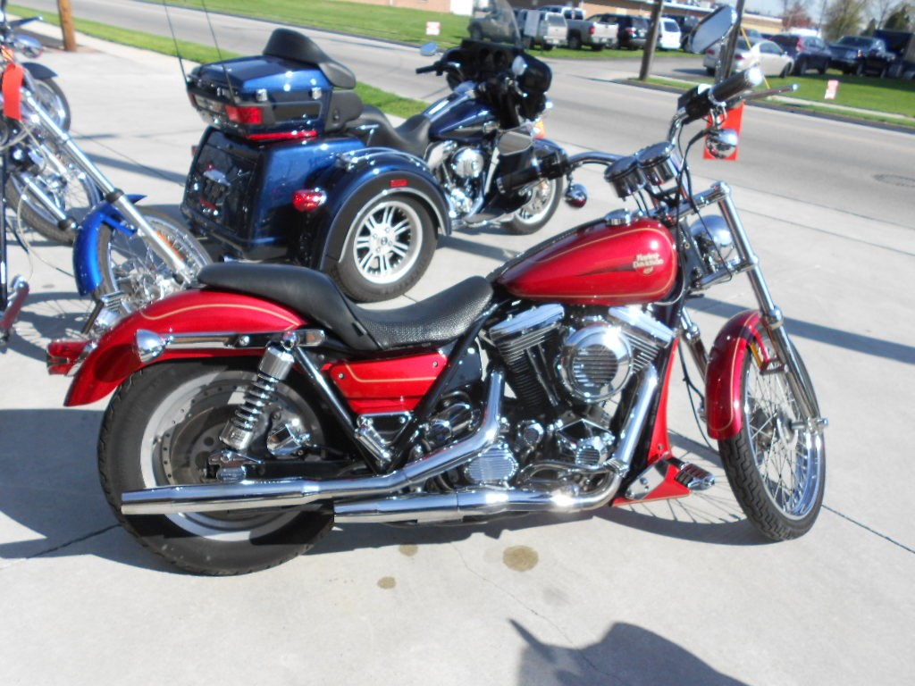 1990 Harley-Davidson® FXLR Low Rider® Custom, motorcycle listing
