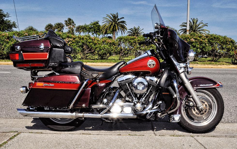 1991 Harley-Davidson ELECTRA GLIDE ULTRA CLASSIC, motorcycle listing