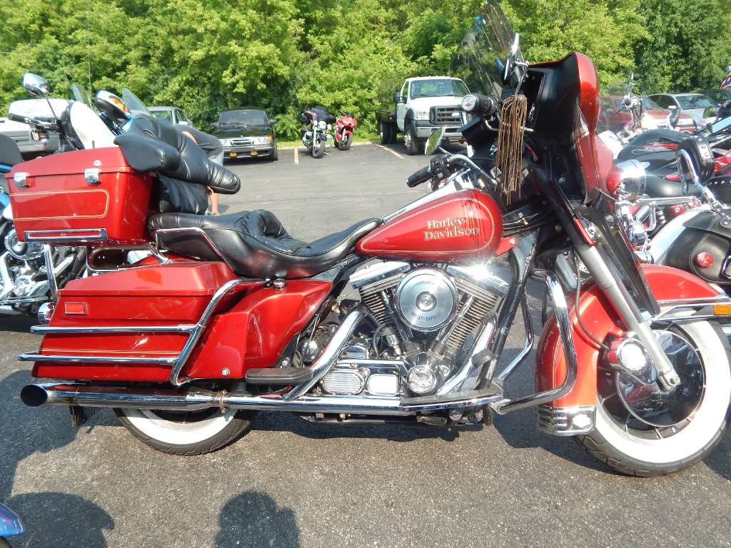 1991 Harley-Davidson Electra Glide Classic, motorcycle listing