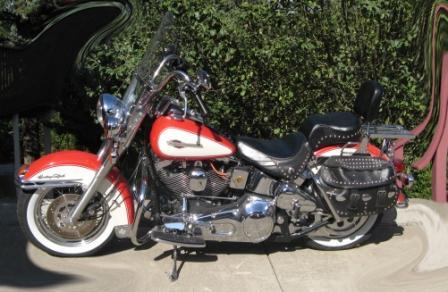 1991 Harley-Davidson Heritage Softail CLASSIC, motorcycle listing