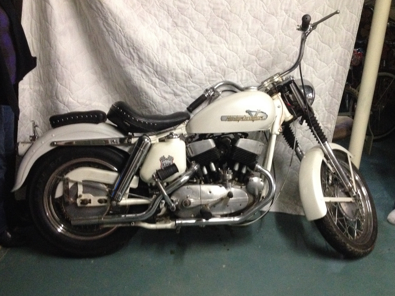 1955 Harley-Davidson Other , motorcycle listing