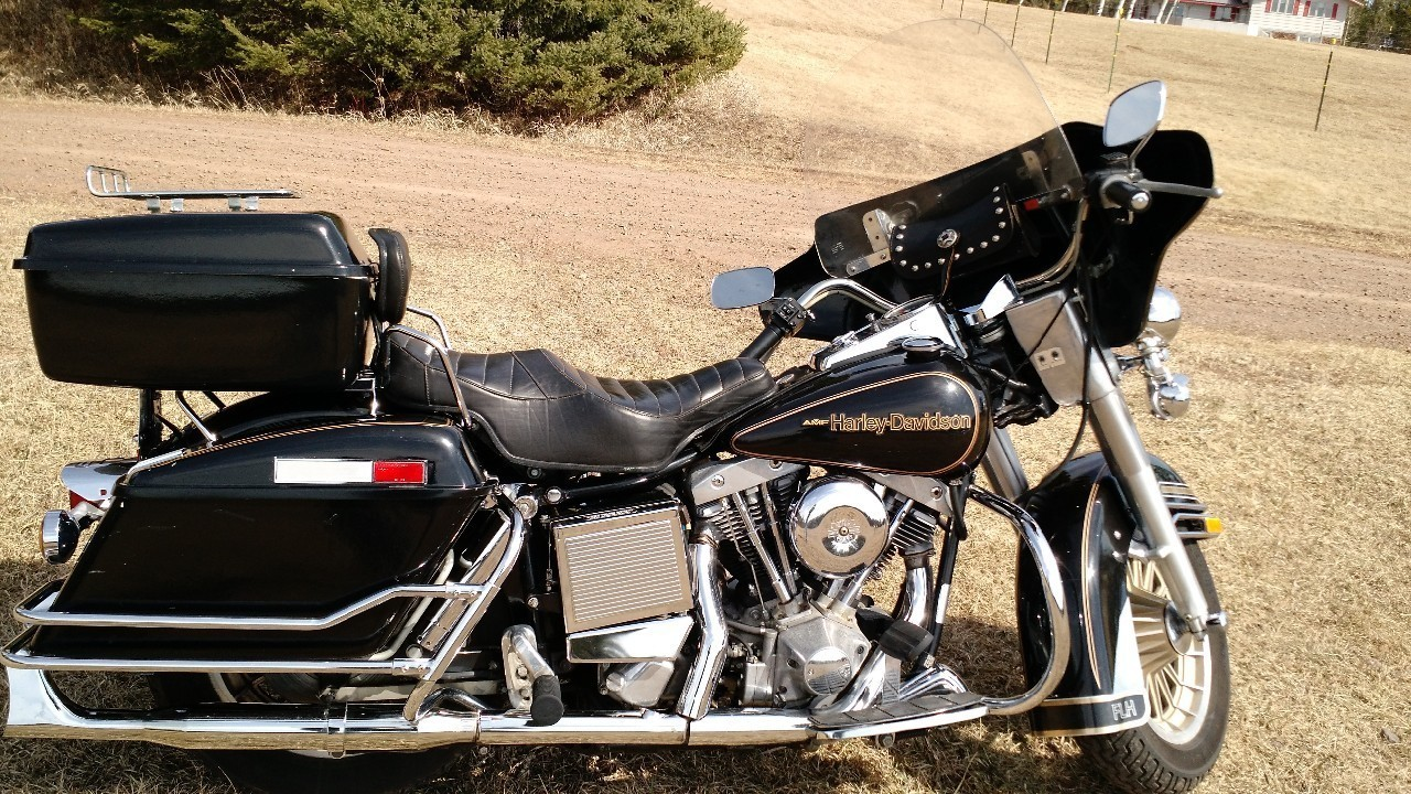 1978 Harley-Davidson Electra Glide ANNIVERSARY EDITION