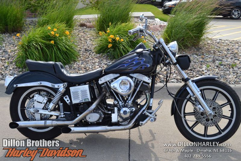 1979 Harley-Davidson FXEF, motorcycle listing