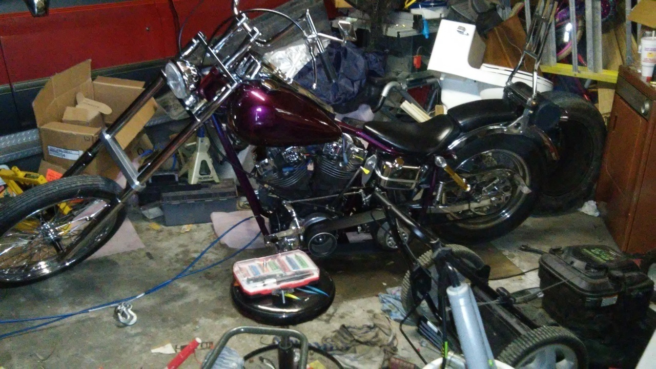 1979 Harley-Davidson Low Rider , motorcycle listing