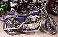 1979 Harley-Davidson XLCH, motorcycle listing