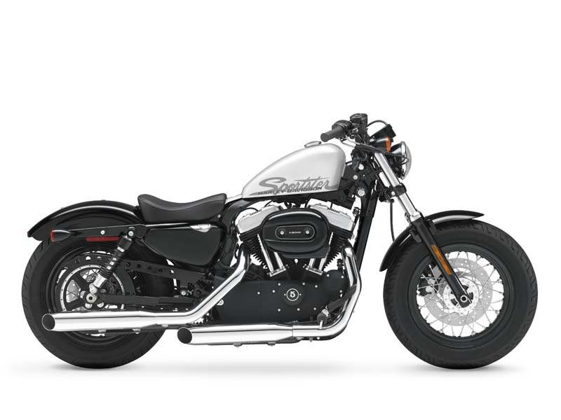 2011 Harley-Davidson Sportster® Forty-Eight™, motorcycle listing