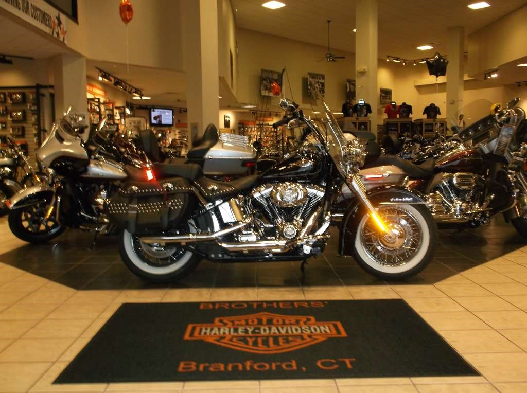 2011 Harley-Davidson Heritage Softail® Classic, motorcycle listing