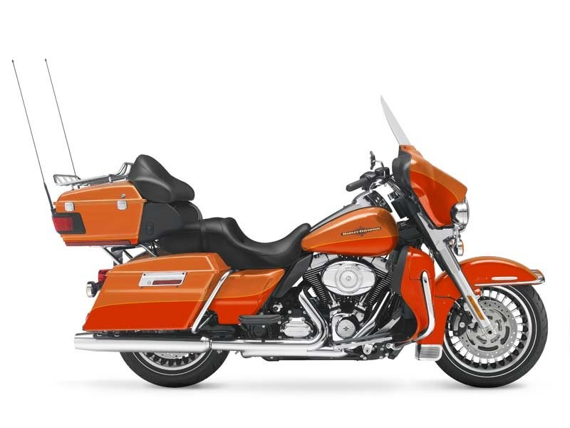 2012 Harley-Davidson Electra Glide® Ultra Limited, motorcycle listing