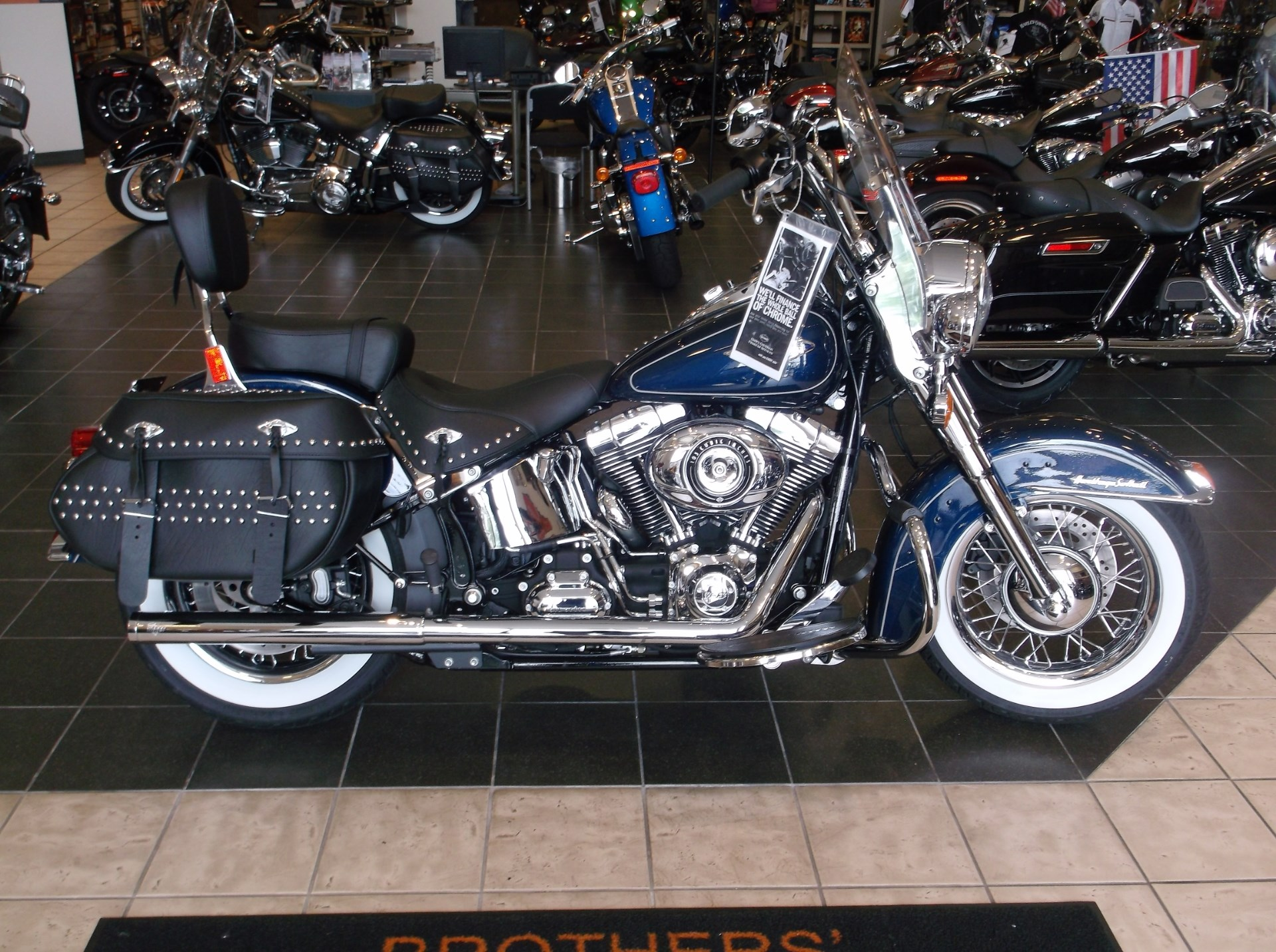 2012 Harley-Davidson Heritage Softail® Classic, motorcycle listing