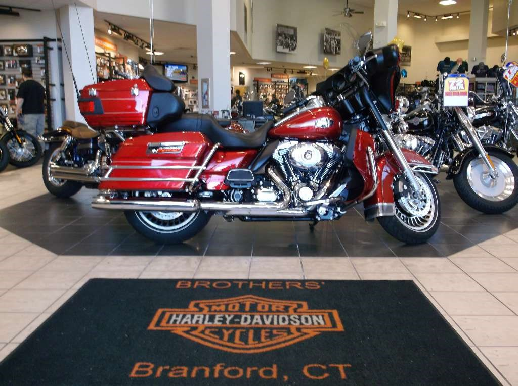 2012 Harley-Davidson Ultra Classic® Electra Glide®, motorcycle listing