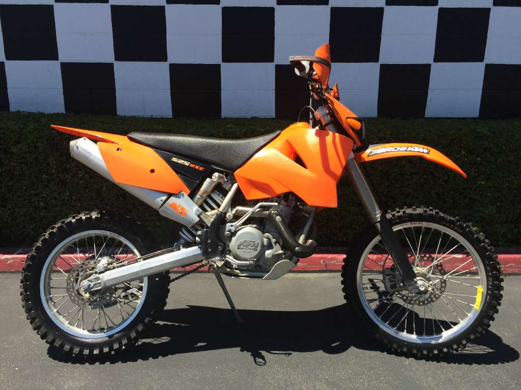 2004 KTM 525 MXC USA, motorcycle listing
