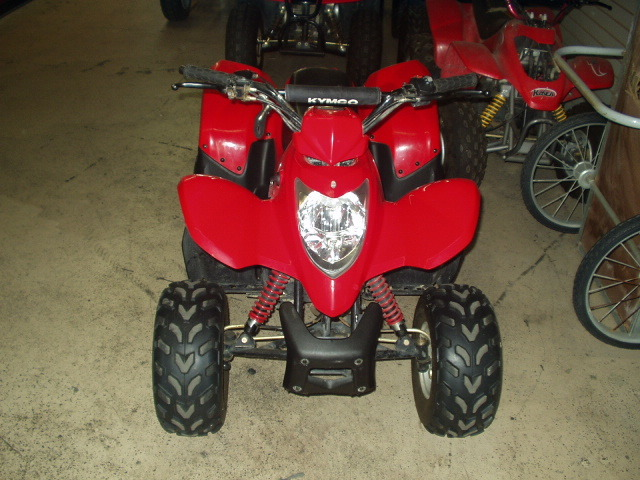 2004 Kymco MONGOOSE 50, motorcycle listing