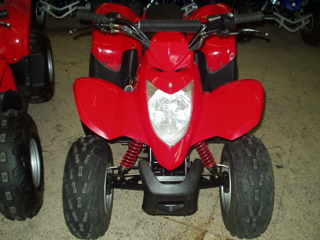 2005 Kymco MONGOOSE 90, motorcycle listing