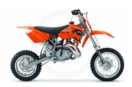 2006 KTM 50 SX, motorcycle listing