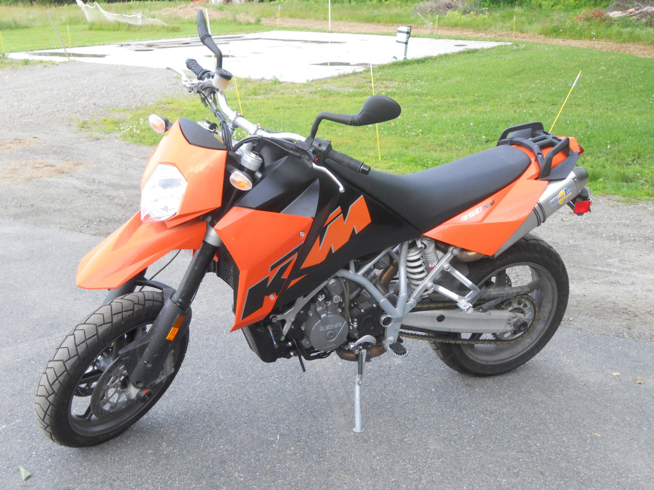 2006 KTM Supermoto 950, motorcycle listing
