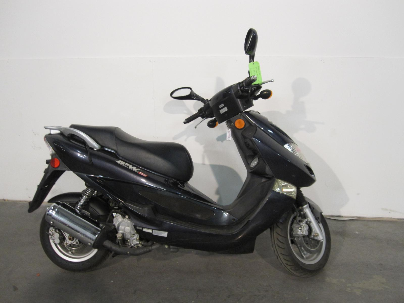 2006 Kymco Bet & Win 150, motorcycle listing