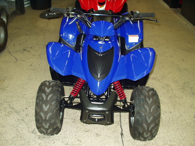 2006 Kymco MONGOOSE 50, motorcycle listing