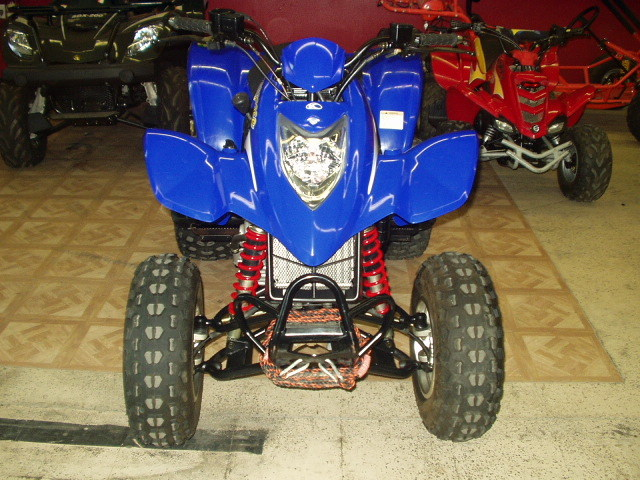 2006 Kymco Mongoose 250, motorcycle listing
