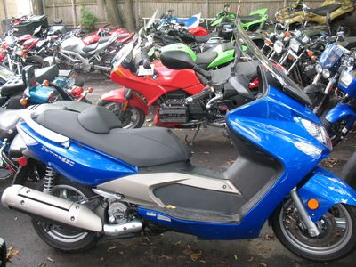 2006 Kymco XCITING250, motorcycle listing