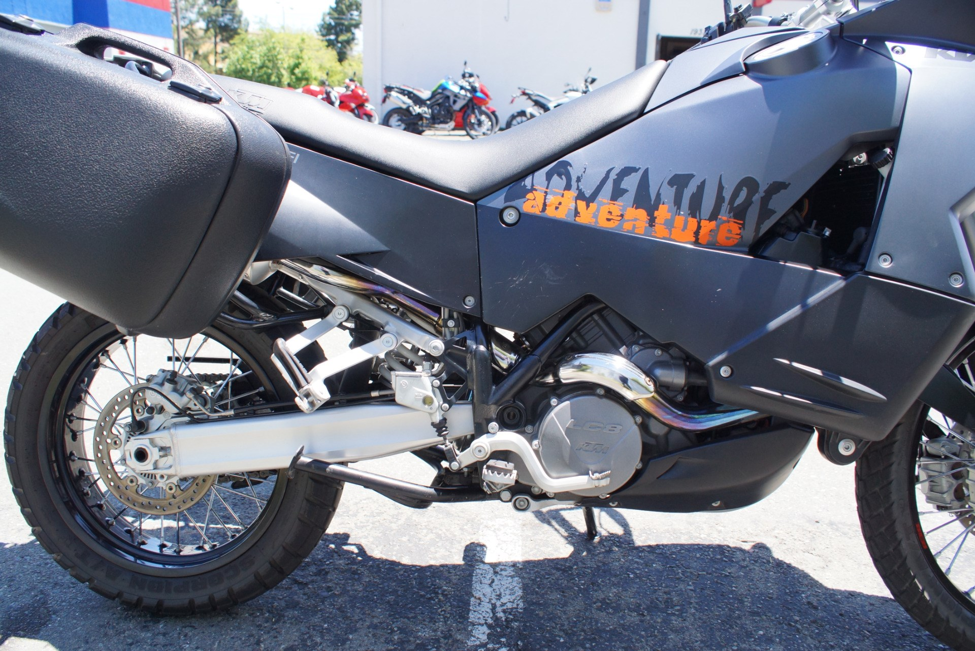 2007 KTM 990 ADVENTURE, motorcycle listing