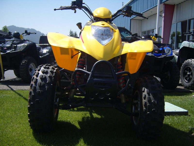 2007 Kymco Mongoose 250, motorcycle listing